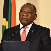 Mr President Cyril Ramaphosa Is Going To Address Tomorrow On the 9th annual Proudly  South African.