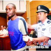 Pray For Him: Meet The Nigerian Man That Will Be Executed With His Chinese Girlfriend (Details)