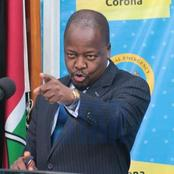 Ministry Of Health Issues This Breakthrough On Covid 19 Even As Tanzania Cries Foul On The Virus