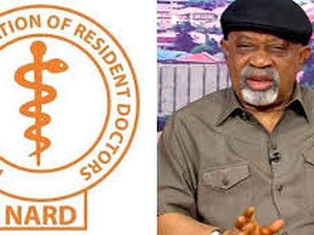 Ngige in Easter Message Appeals to Doctors to Suspend Strike Checkout the Details