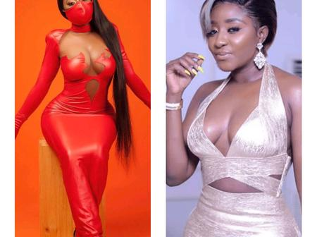 Meet the Top 6 most beautiful Nigerian and Ghanian Actresses
