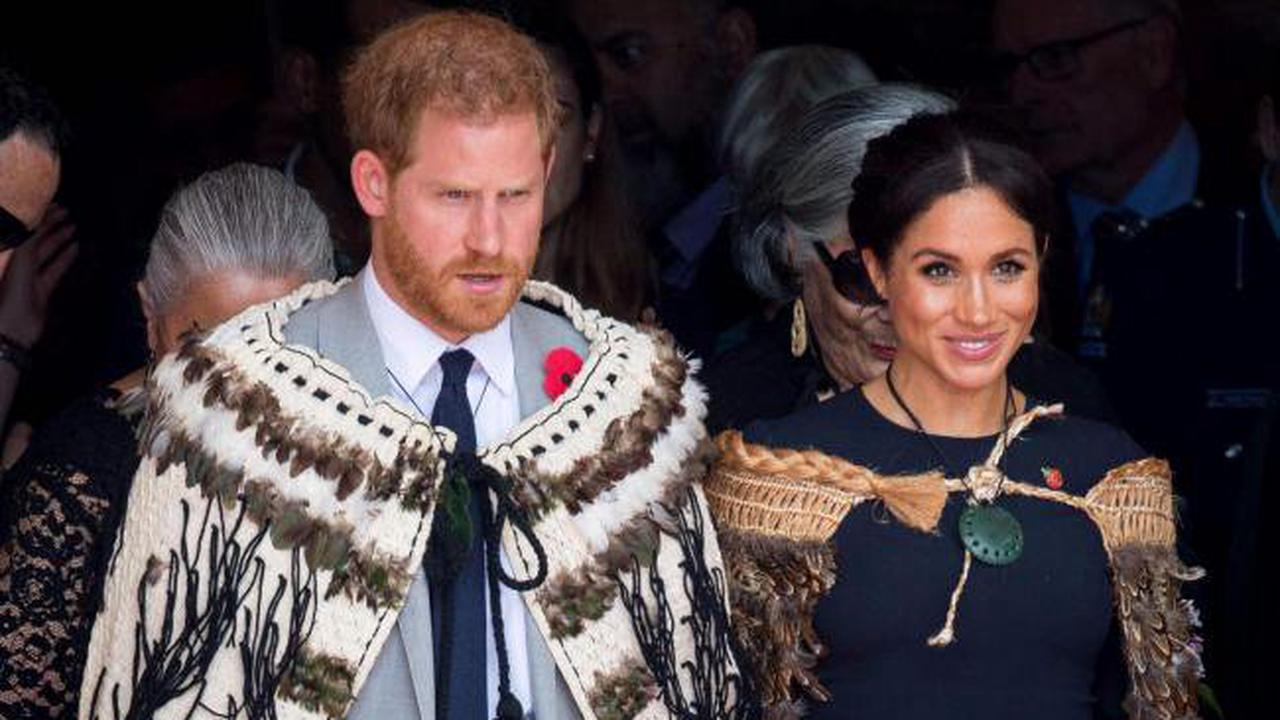 Harry and Meghan considered New Zealand move, says governor-general