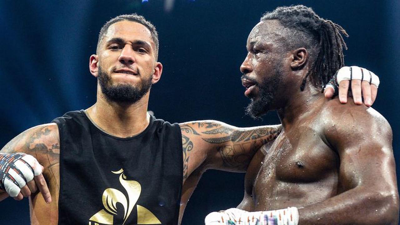 Tony Yoka stops Joel Tambwe Djeko to continue his pursuit of a world heavyweight title fight
