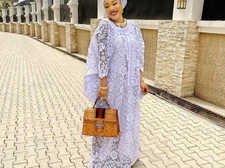 Fans React After Tonto Dikeh Steps Out In A New Photos