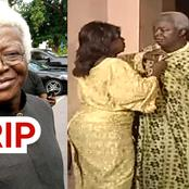 The Actor That Just Died, See Pictures From 2 Nice Movies He Acted As Patience Ozokwor's Husband