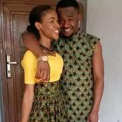 See Adorable Photos of Nollywood Actor, Zubby Michael's Sister