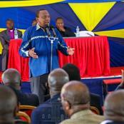 President Uhuru Kenyatta Says That He Regrets Venturing Into Politics