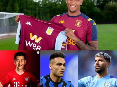 Saturday's Evening Transfer news: son, Lucas, Aguero, Done Deal, Ezri Kinda to Aston Villa