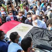 الحزن يعم على المشاهير.. وفاة برلماني شهير السيسي يعتبره