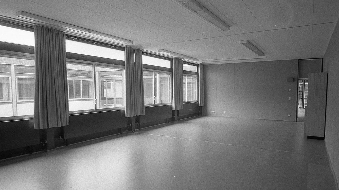 19. September 1971: Das Haus ist zwar da aber die Möbel fehlen