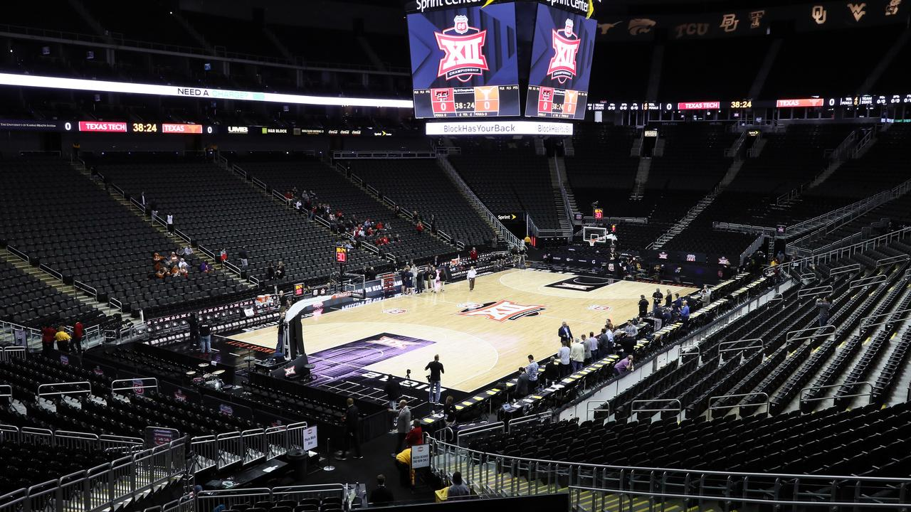 Big 12 tournament continues with COVID-19 measures, blood drive, virtual run