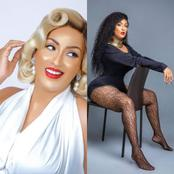 See Beautiful Photos Of Actress Juliet Ibrahim As She Celebrates Her 35th Birthday