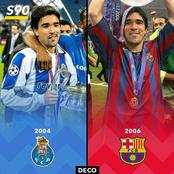 See Players You Didn't Know Won Champions League Title With Two Different Teams.