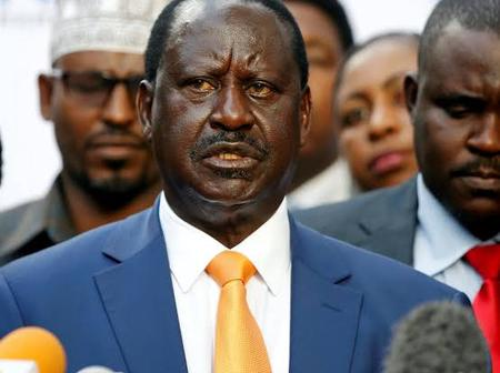 Uncertainty & Worry Raids Uhuru-Raila Camp Over BBI Signatures Verification Again As Bad News Erupts