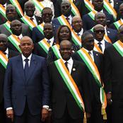 Côte d'Ivoire: voici la Composition du bureau de l'Assemblée Nationale qui frustre certains partis