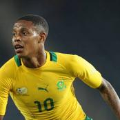 Bongani Zungu seeking for forgiveness.