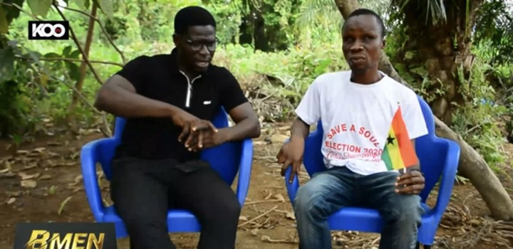 9157a82fa4b440c3fdc369cdf9808867?quality=uhq&resize=720 - Blind Man Brings Out Last Minutes Dream And Advice To Mahama And Nana Addo About The Election