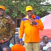 This is what Raila Odinga stated in Matungu
