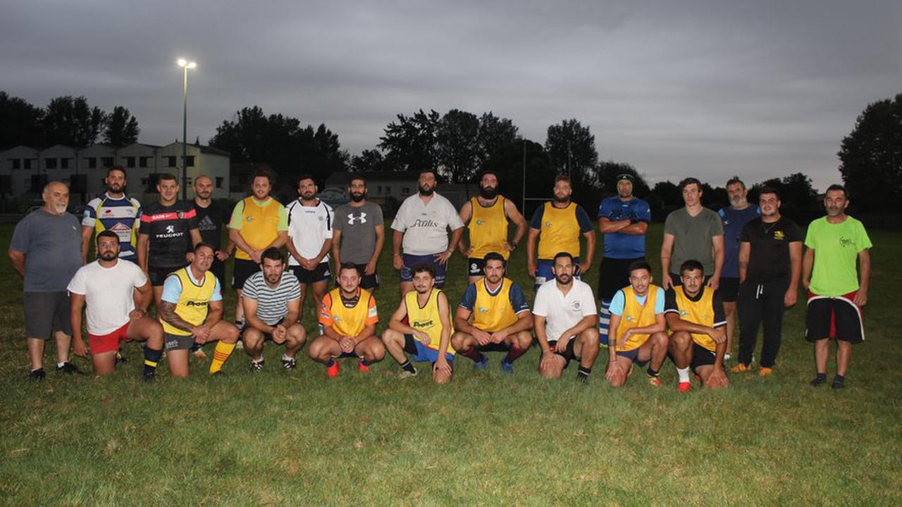 Rugby : l'entente Fleury-Salles-Coursan XV dans les starting-blocks