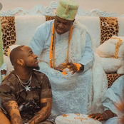 15 Times Top Nigerian Musicians Have Been Seen With Ooni Of Ife (Photos)