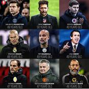 Ole Solskjaer, Mikel Arteta And Other U-50 Managers In European Leagues