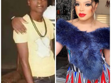 Check out throwback and recent pictures of Bobrisky