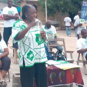 Législatives à Gonate/ PDCI-RDA: Mme Léopoldine Tiezan ratisse large sur le terrain pour sa victoire