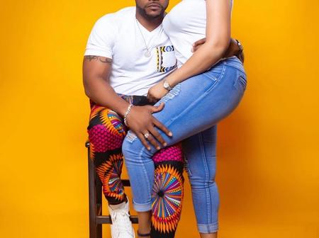 Cute Photos Of Bolanle Ninalowo, His Beautiful Wife and Children