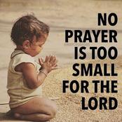 Night prayer before bedtime.