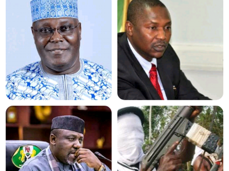 Today's Headlines: Plot To Deport Atiku To Cameroon Uncovered; Okorocha Behind Imo Attacks- Imo Govt