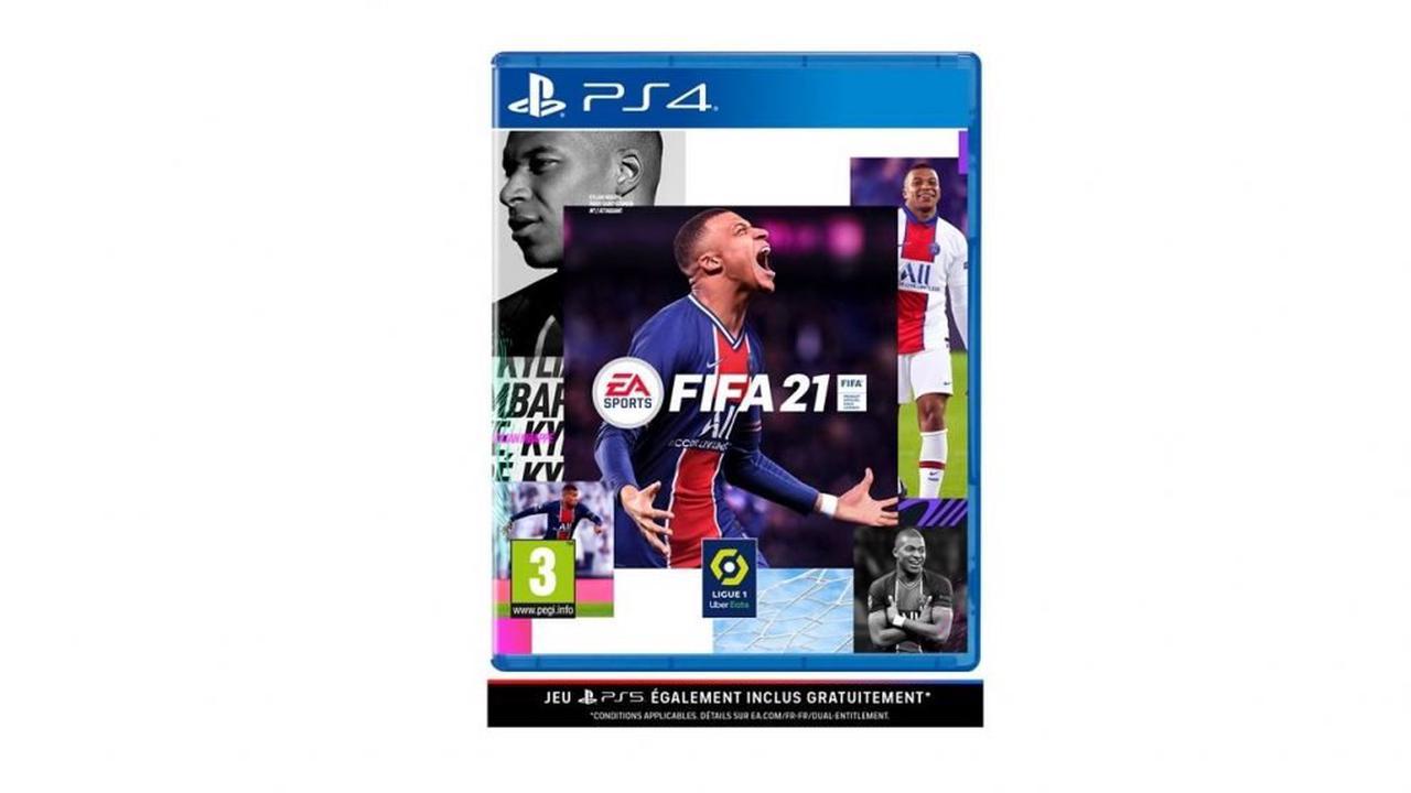 Bon plan Fnac : le jeu FIFA 21 en promotion à 24,99 euros sur différentes plateformes