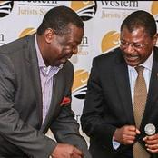 Mudavadi And Wetangula Stamps Authority In Western As They Take Early Leads In Matungu and Kabuchai