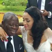 6 Years After Oshiomhole Married A Foreign Lady, See Photos Of Him And His Beautiful Wife