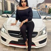 If you are better why is your guy all over me- Bobrisky blasts Nollywood actress, Nkechi