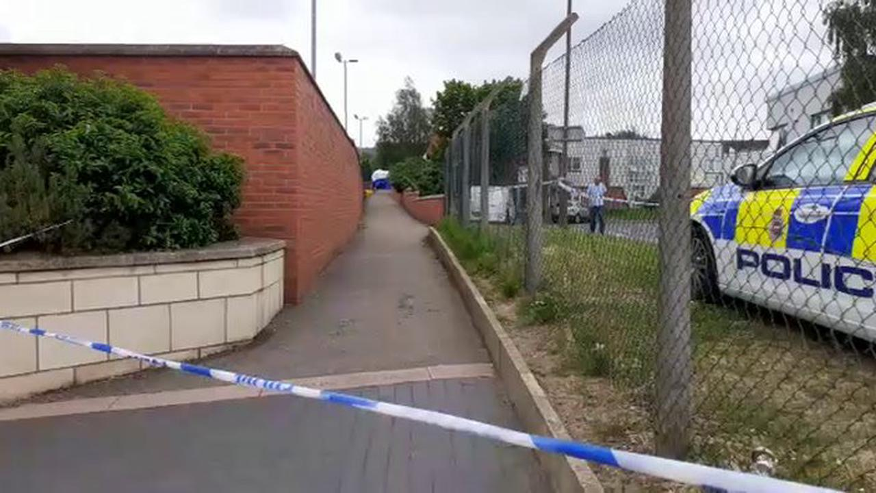 Swadlincote Murder probe: Moving tributes to teenager who died