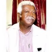 More Pictures Of Bruno Iwuoha, The Veteran Nollywood Actor Who Died This Morning