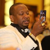 'Mniache Ni Relax' Sonko Tells Newspapers after Headline by the Standard