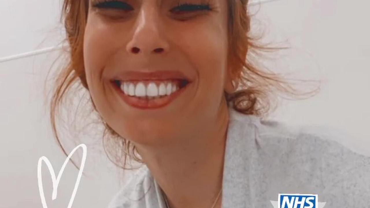 Stacey Solomon 'hormonal' sharing sweet snap of son Rex reuniting with brothers