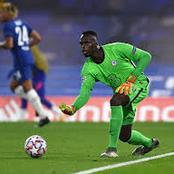 Chelsea's stopper Edouard Mendy could get a stiff competition after this season