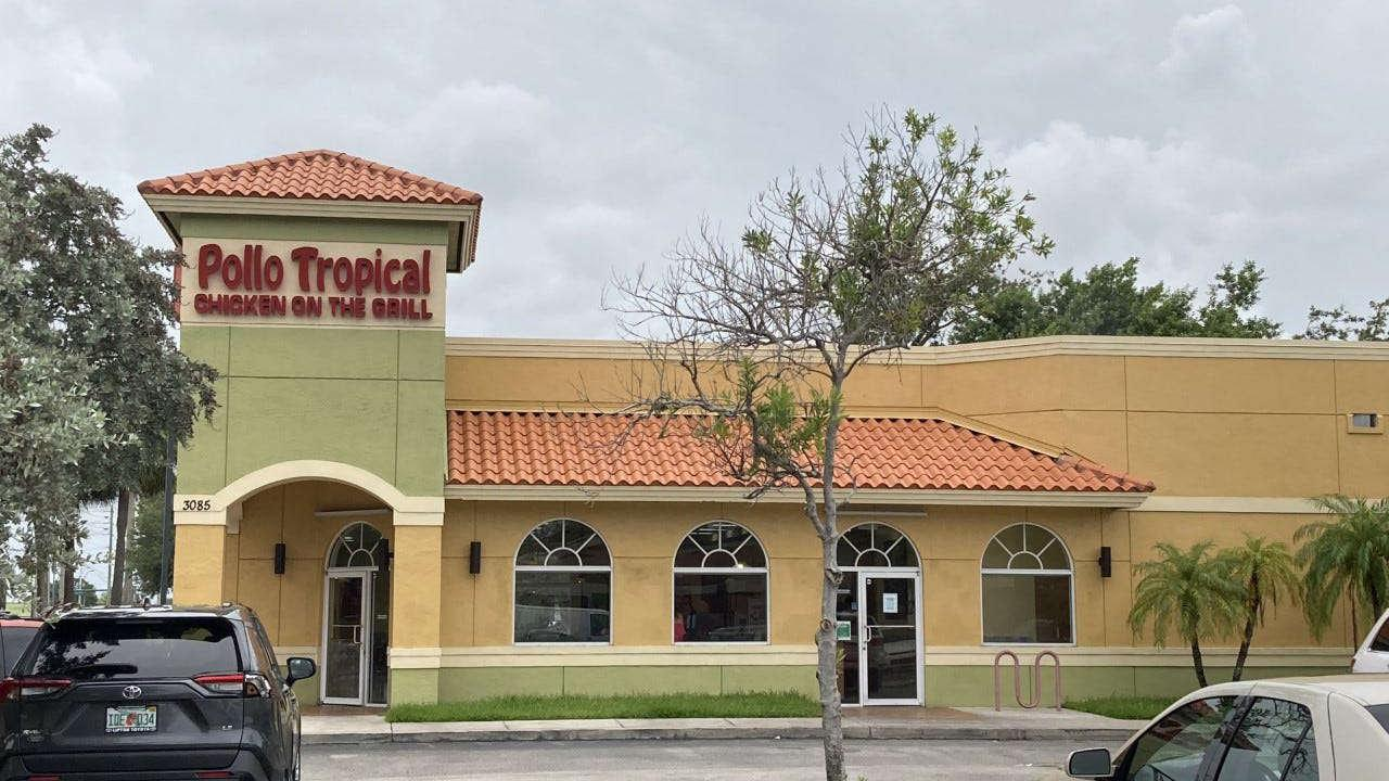 Restaurant inspections: A West Palm Beach Pollo Tropical, two additional Palm Beach County restaurants temporarily close