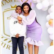 Ayanda Ncwanes's son Lush 14th Birthday party