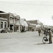 Rare Photo of Nairobi Before The City Had Any Tarmacked Road