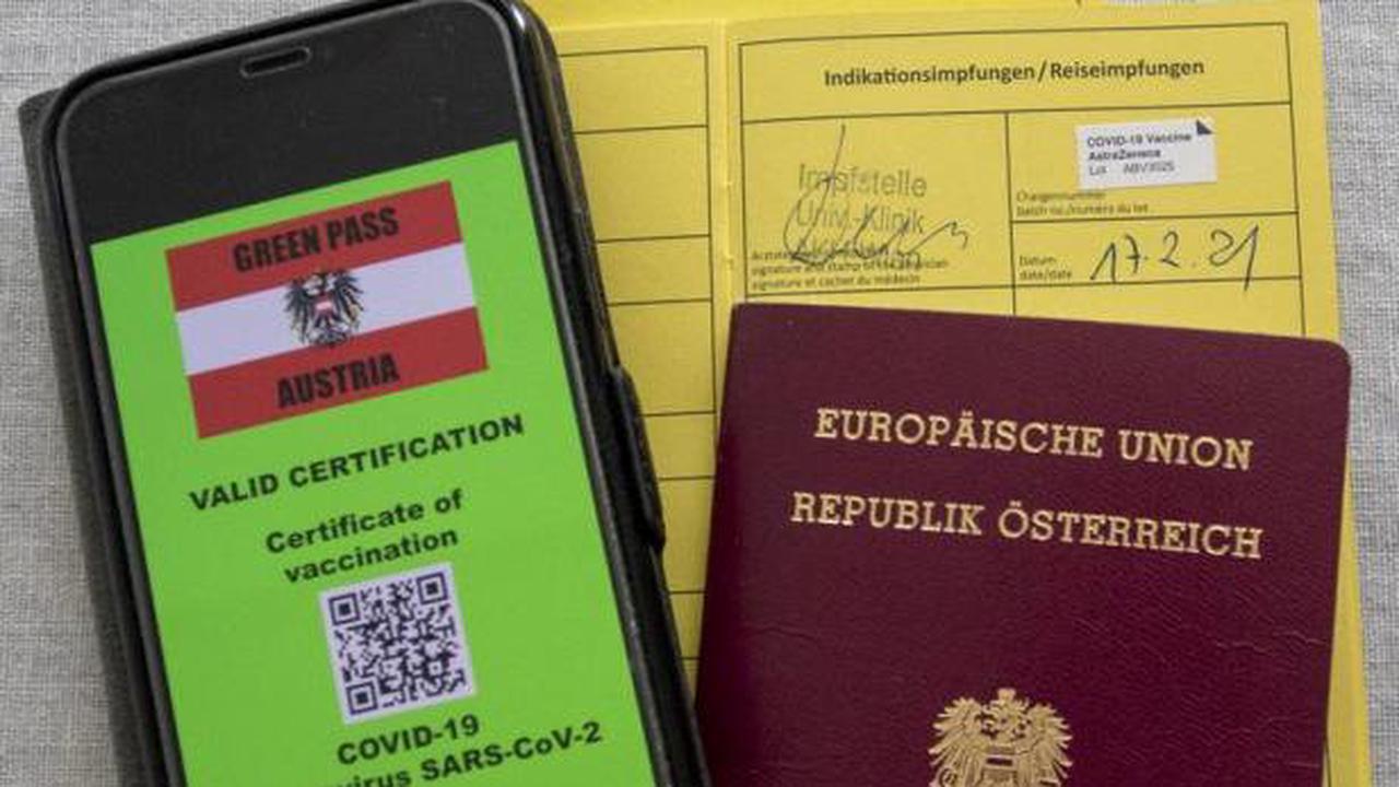 Anleitung: Wie funktioniert der Grüne Pass und wie komme ich dazu?