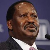 Raila Odinga Powerful Message That Suggests A No Reverse Gear in His 2022 Presidential Bid