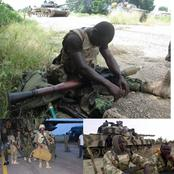 Today's Headlines : Nigerian soldier shoots himself in the head, Boko Haram attacks and kills 3 Soldiers in Maiduguri