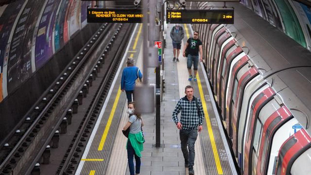 London Underground weekend closures: Tube and Overground changes on July 10 and 11
