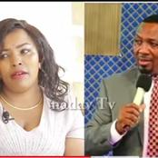Apostle James Ng'ang'an Of Neno Is My Biological Father And He Confirmed It After Years- Says a Lady