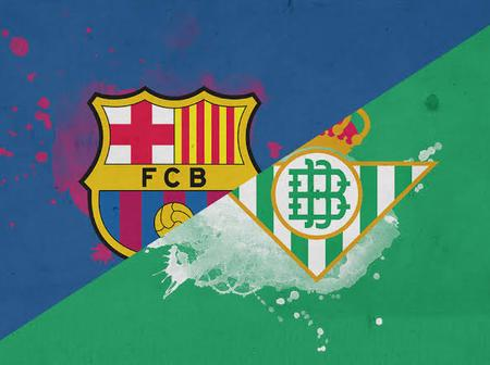 Real Betis set to complete a deal for 2 Barcelona midfielders during winter