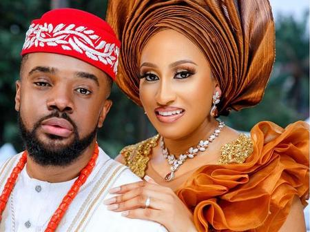 Amazing Wedding Photos Of Popular Nigeria Super Star And Comedian.
