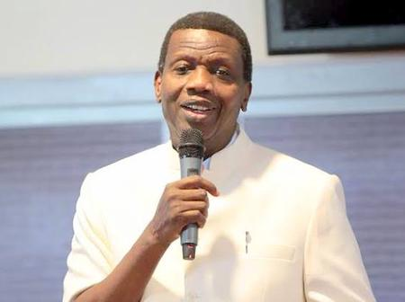 Pastor EA Adeboye Releases Declaration For The New Week, Read What He Says